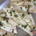 Herb and Lemon Roasted Snapper