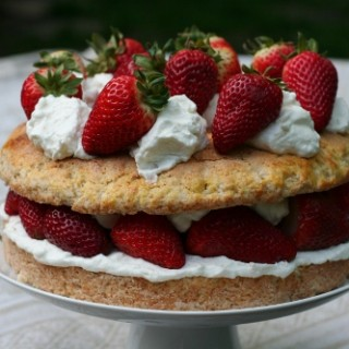 Strawberry Biscuit Shortcake: I'm Weakening
