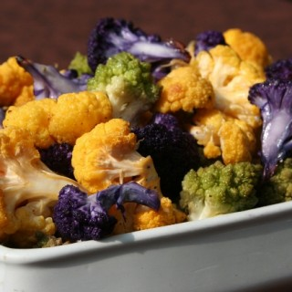 Don't Mess with Mother Nature: How to Roast (Technicolor) Cauliflower