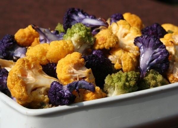 ... Mess with Mother Nature: How to Roast (Technicolor) Cauliflower