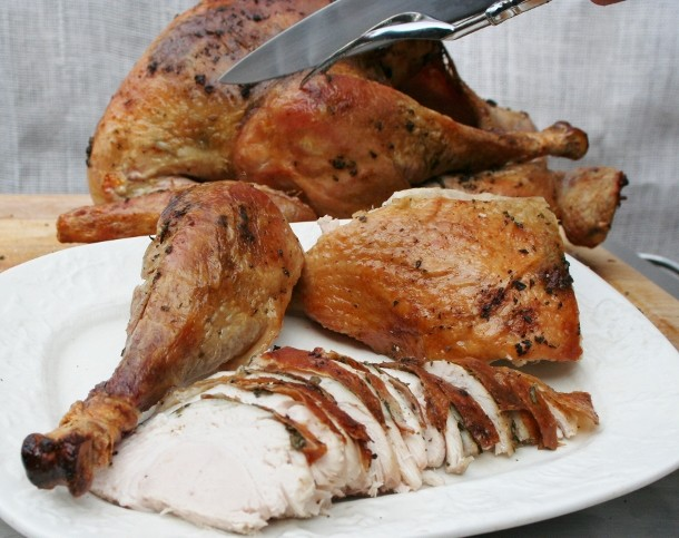 Perfectly Roasted Turkey