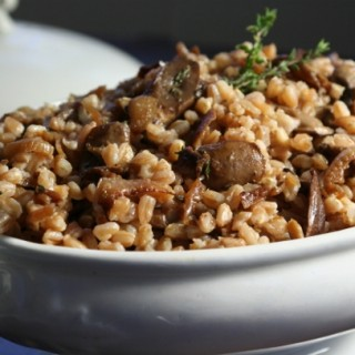 Farro is the New Quinoa