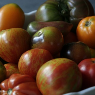 The Heirloom Tomatoes You Bought at the Farmer's Market