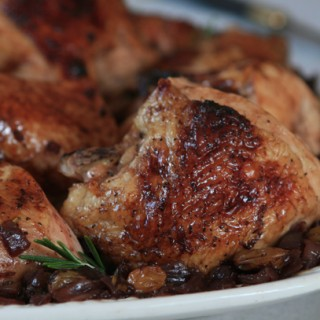 Juicy, Tender, Flavorful Baked Chicken Breasts: Chicken Agrodolce