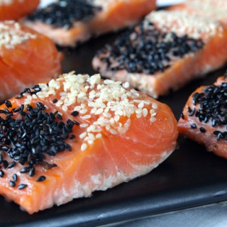 Kasu Salmon: A 1980's Starlet Revisited in Honor of a Friend