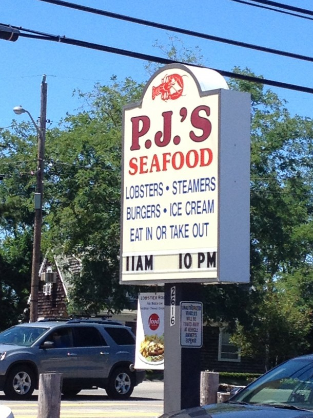 PJ's in Wellfleet