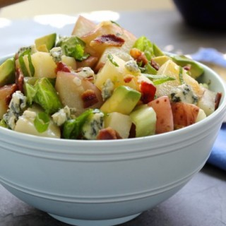 Potato Cobb Salad: An Outrageously Good Idea