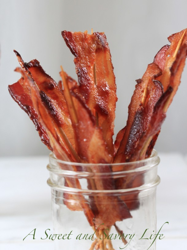 Candied Bacon Lollipops An Idea Whose Time Has Come