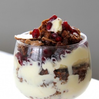 Crumblers, Striders and Brownie Pie Parfait
