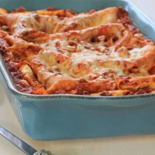 The Easiest Lasagna Ever