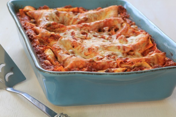 Super Easy Lasagna