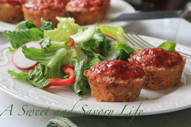 Marge Perry's Meatloaf Muffins