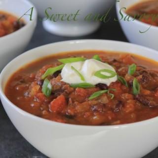 Dinner Under 300 Calories: Pumpkin Black Bean Soup