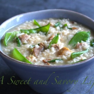 Marge Perry's Chicken Congee