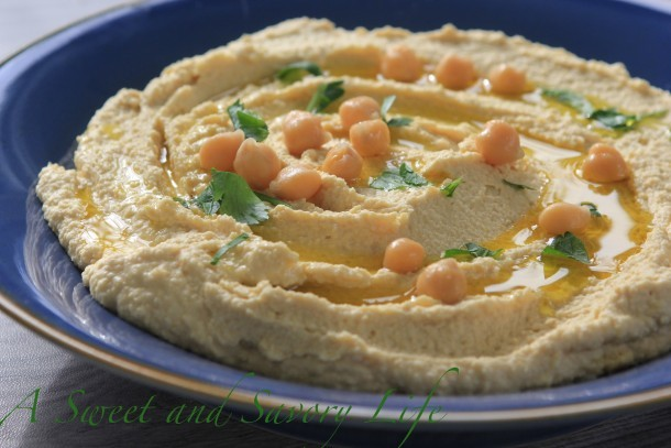 Marge Perry's Hummus