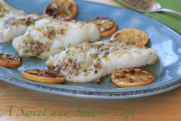 Marge Perry's Greek Cod