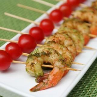 Green Shrimp
