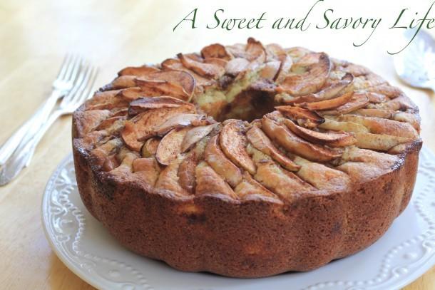 Very Best Apple Cake
