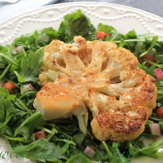 Marge Perry's Cauliflower Steak