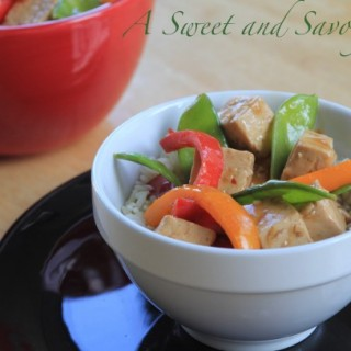 Simple Stir Fry Vegetables