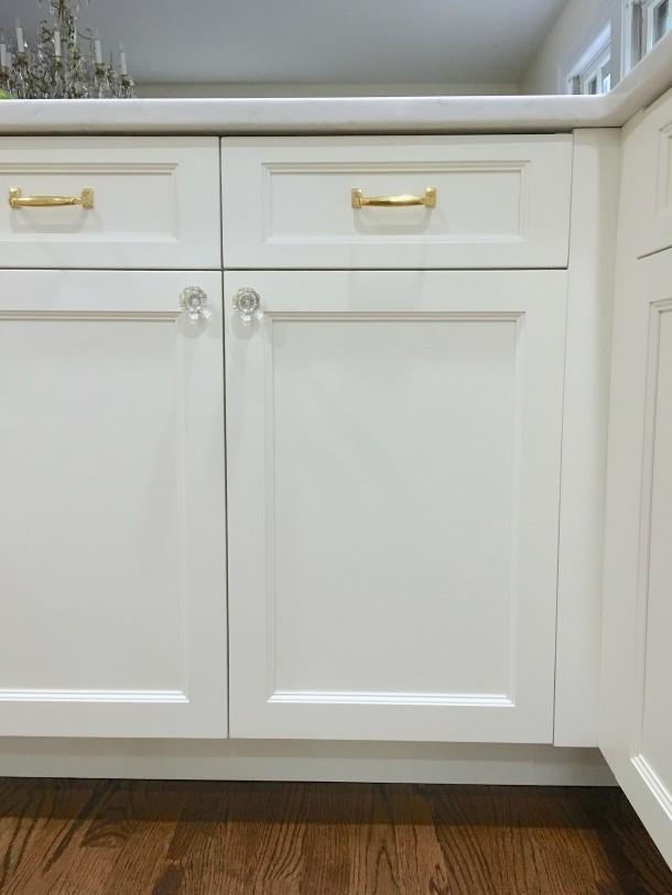 Cabinet door design