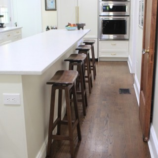 Just the (Kitchen) FACs, Ma'am: Floors, Appliances and Cabinets