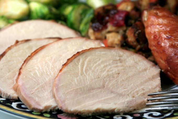 and here is a recipe for wet brining: Maple & Cider Brined Turkey
