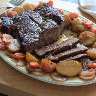 Pot Roast Plus Two: A Simple Sunday Supper with Two More Meals